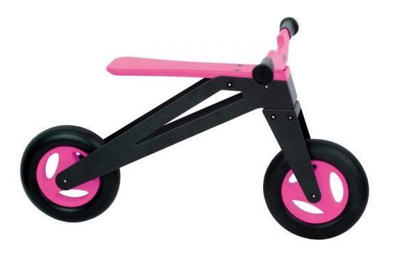 Otroški poganjalec Jakobs® Caborunner Pretty pink