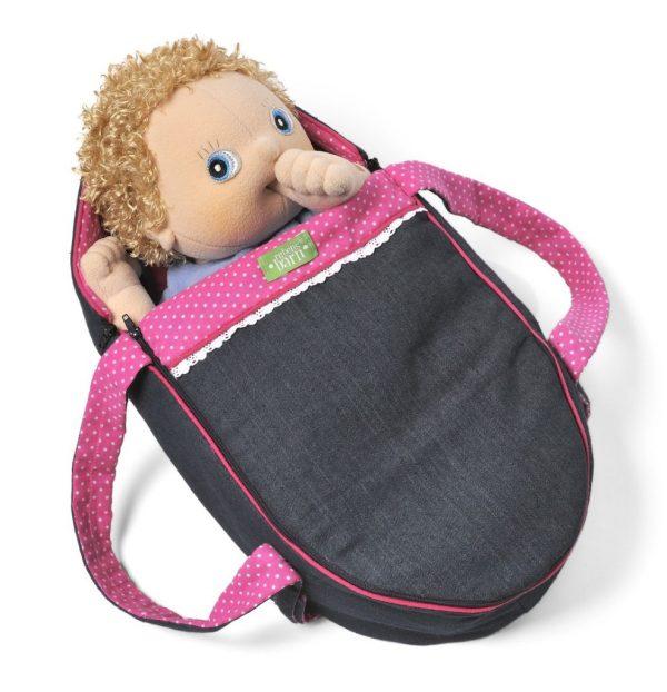 nosilka za lutke