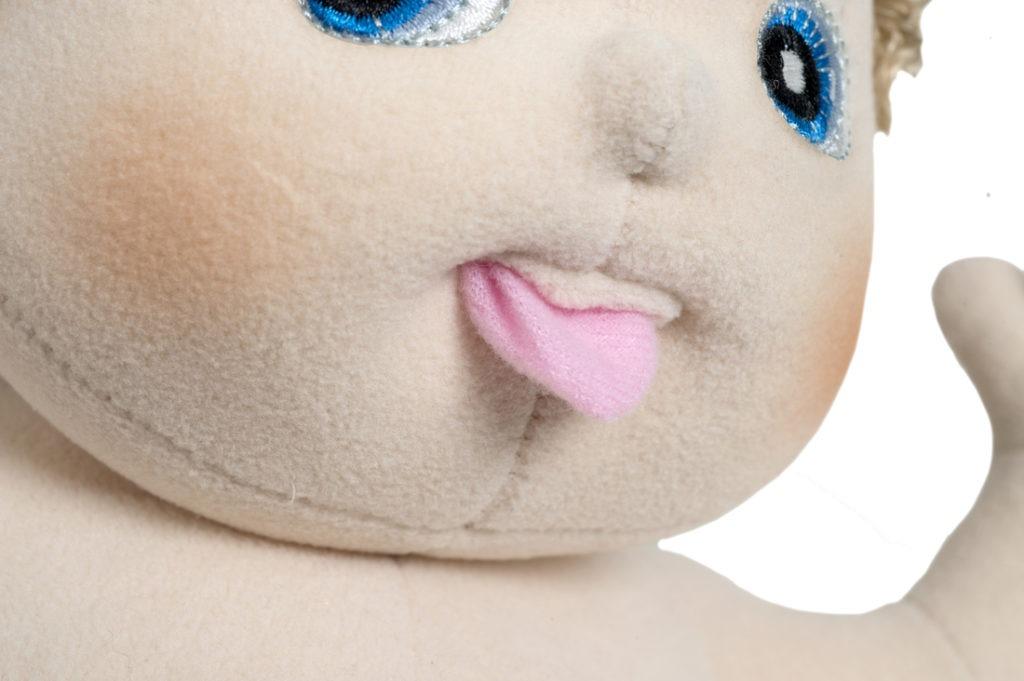 Lutka Baby Erik