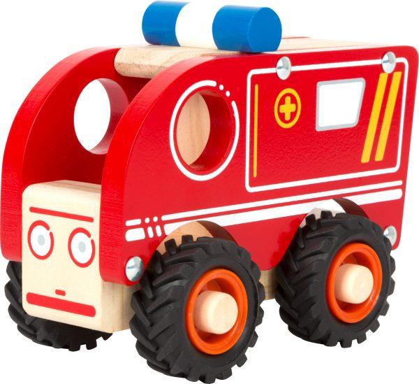 Lesen Reševalni avtomobil