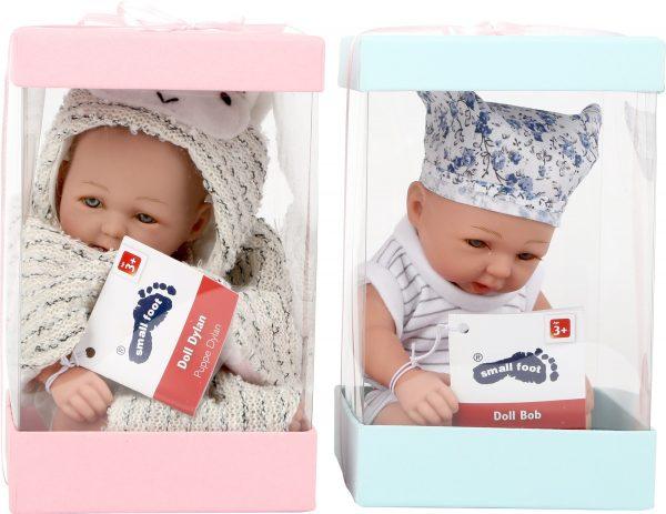 Dvojčka 2 dojenčka v kompletu, 16 cm
