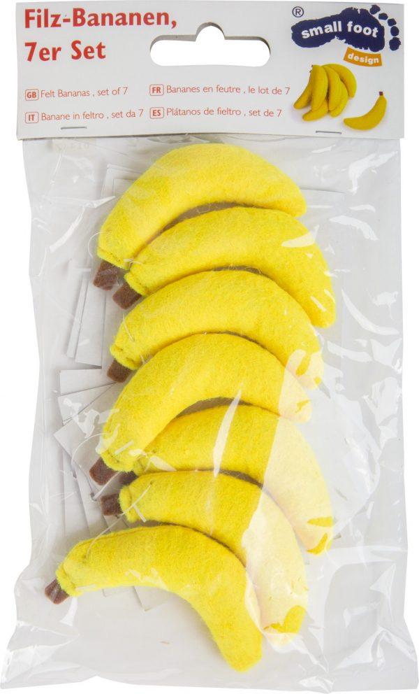 Banane iz flisa