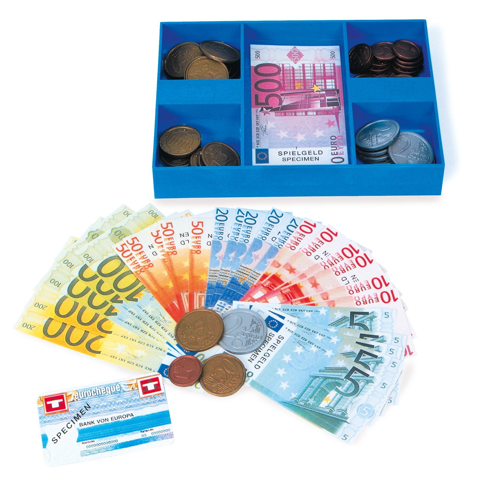 Igralni denar v kaseti