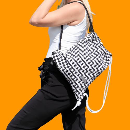 Ročno tkani modni nahrbtniki - Must-have!
