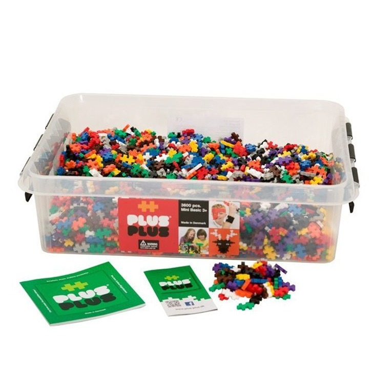 Kocke v zaboju, 3600 kosov, Mini