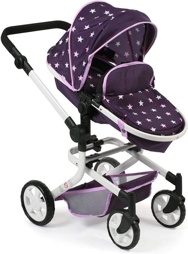 voziček zvezdice