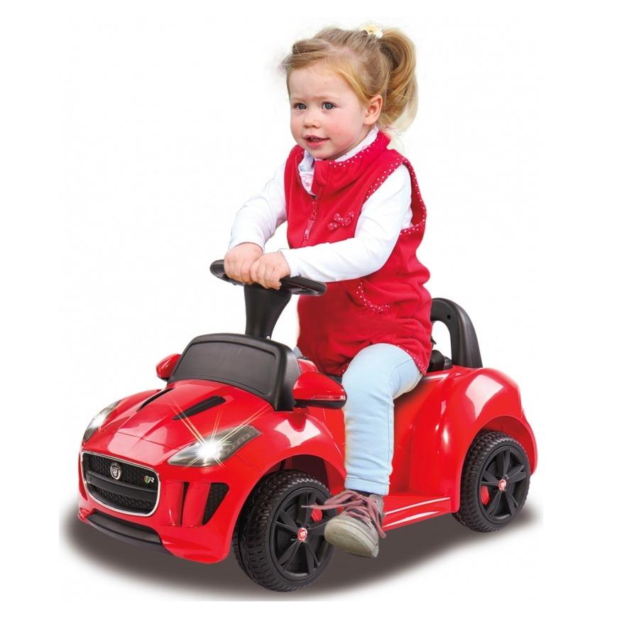 Avto na akumulator Kiddy-Jaguar 6V