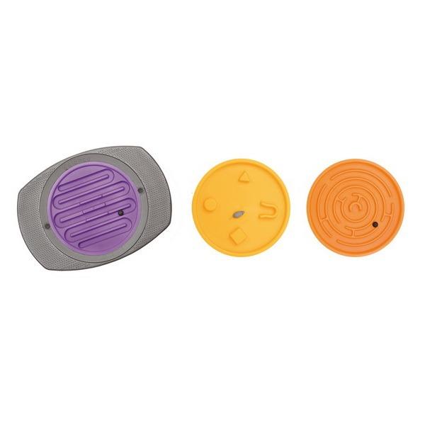 Deska za ravnotežje, 3-delni komplet Cik-cak