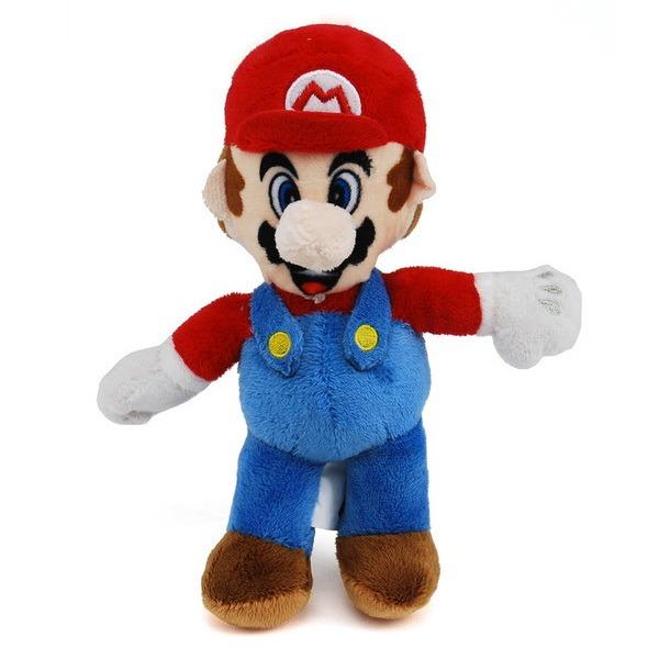 Plišasta igrača Nintendo Super Mario, 21 cm