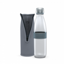 Steklenica Dree, 650 ml, siva